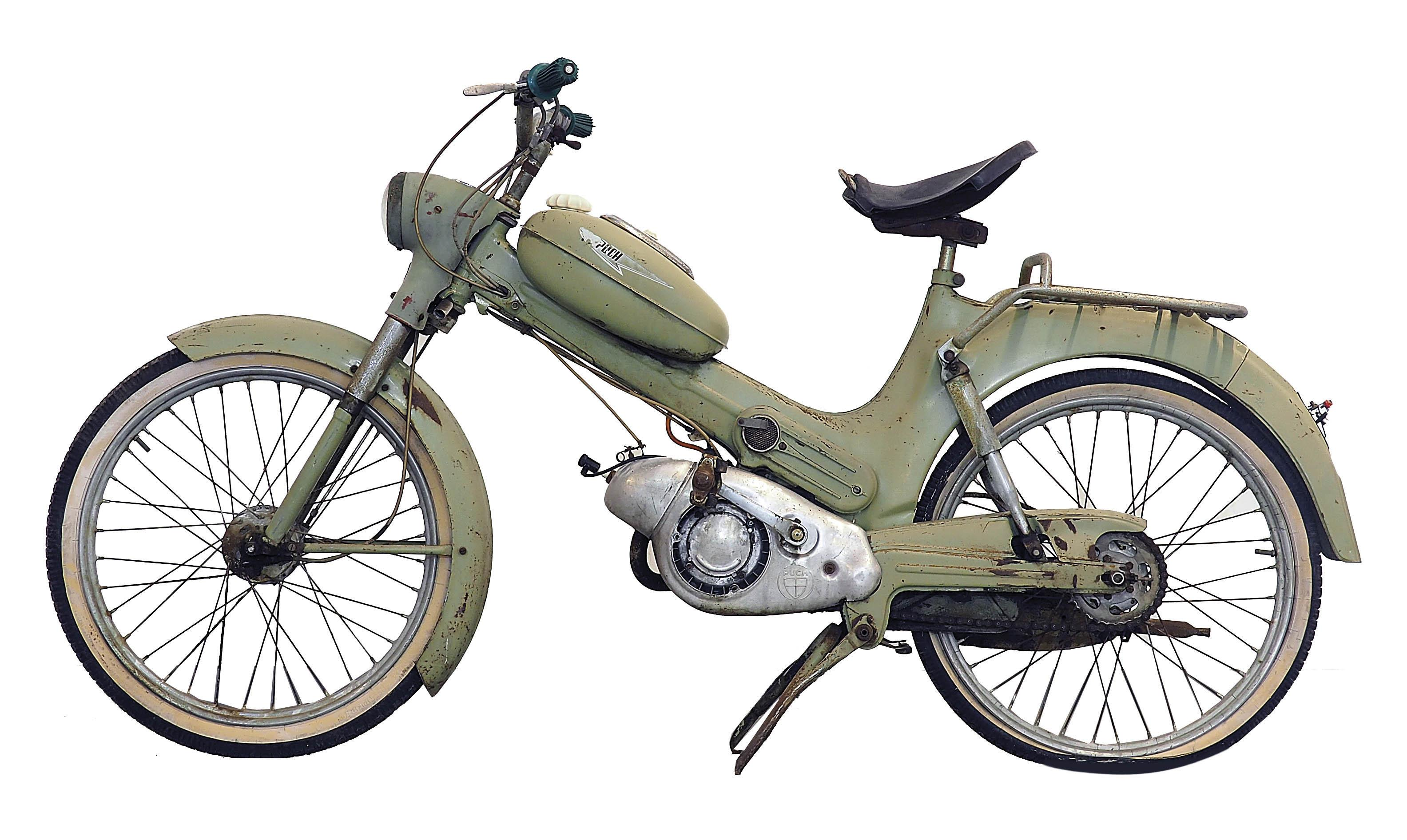 c  1959 Puch MS 50 - Scootermania reloaded 2019/04/05