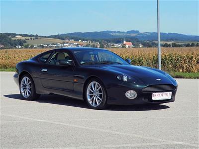 2002 Aston Martin Db7 Vantage V12 Classic Cars 2019 10 19 Realized Price Eur 36 800 Dorotheum