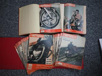 Das Motorrad - Spare parts from the RRR collection