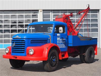 Historische Lastkraftwagen