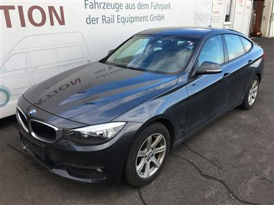 PKW BMW 320 GT/x-Drive, grau - Cars and vehicles