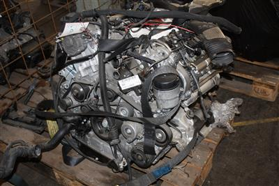 Motor Nr. 64293040977253 Dieselmotor Mercedes S350 CDI - Cars and vehicles