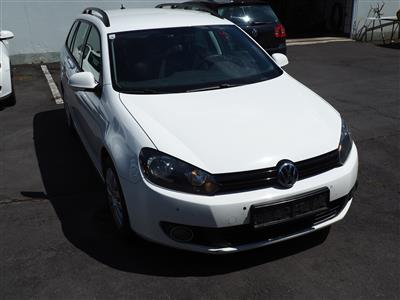 KKW VW Golf VI Variant Trendline BMT 1,6 TDI DPF Type 1KM - Cars and vehicles